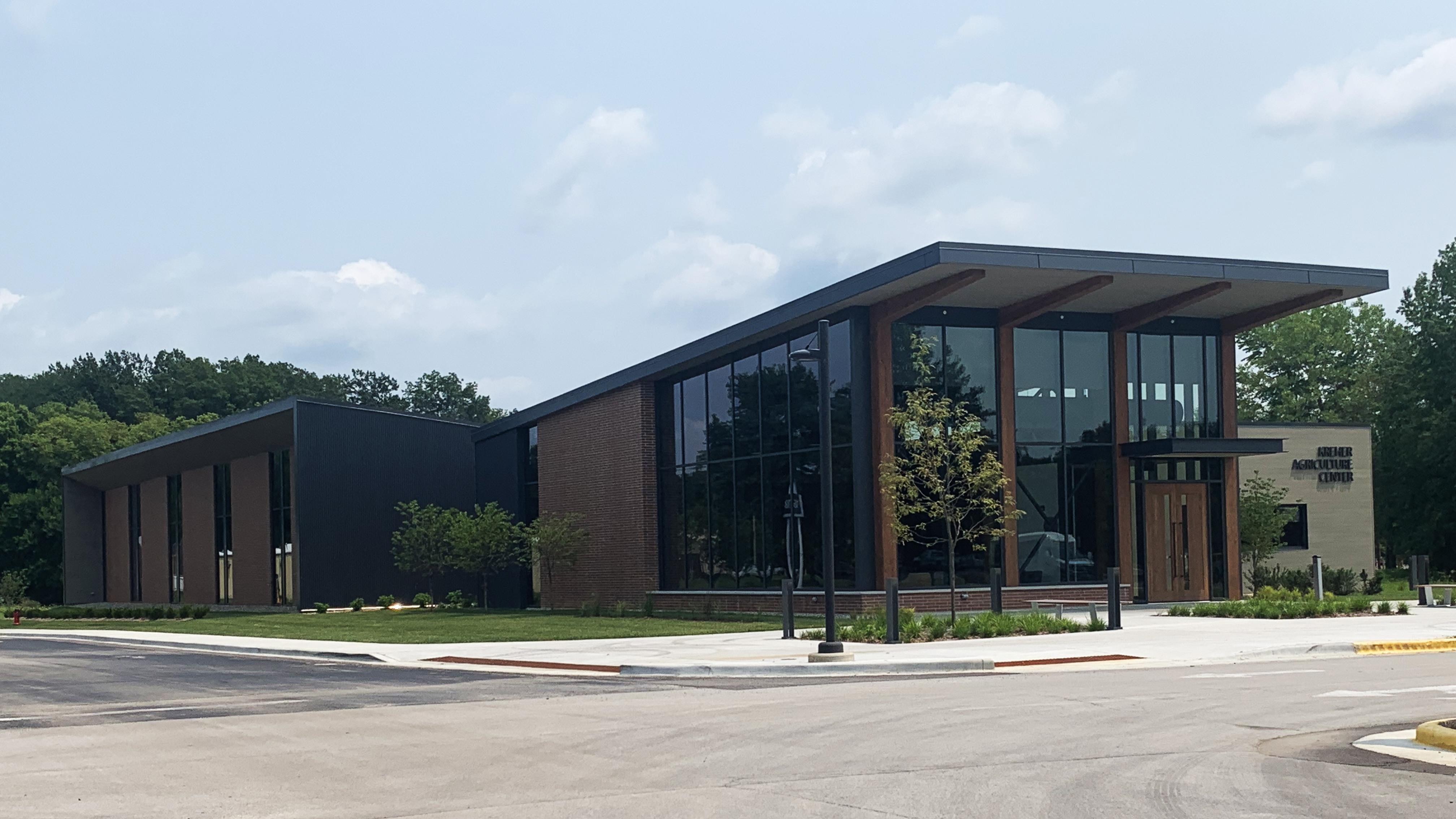 LLCC Agriculture Building