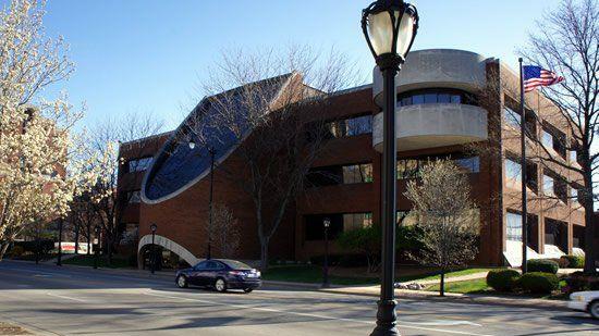 State Journal- Register Building