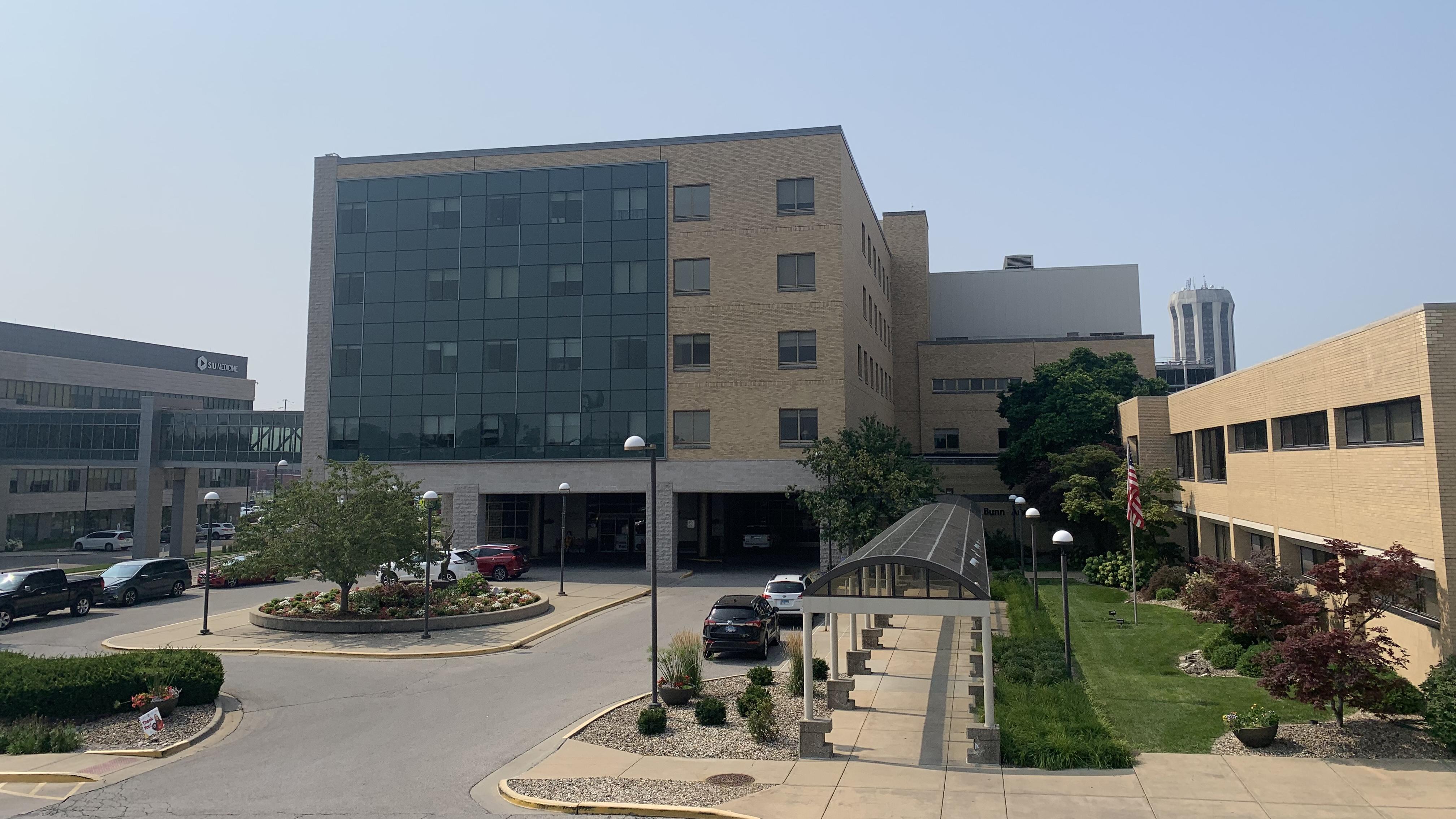 St. John's Children's Hospital