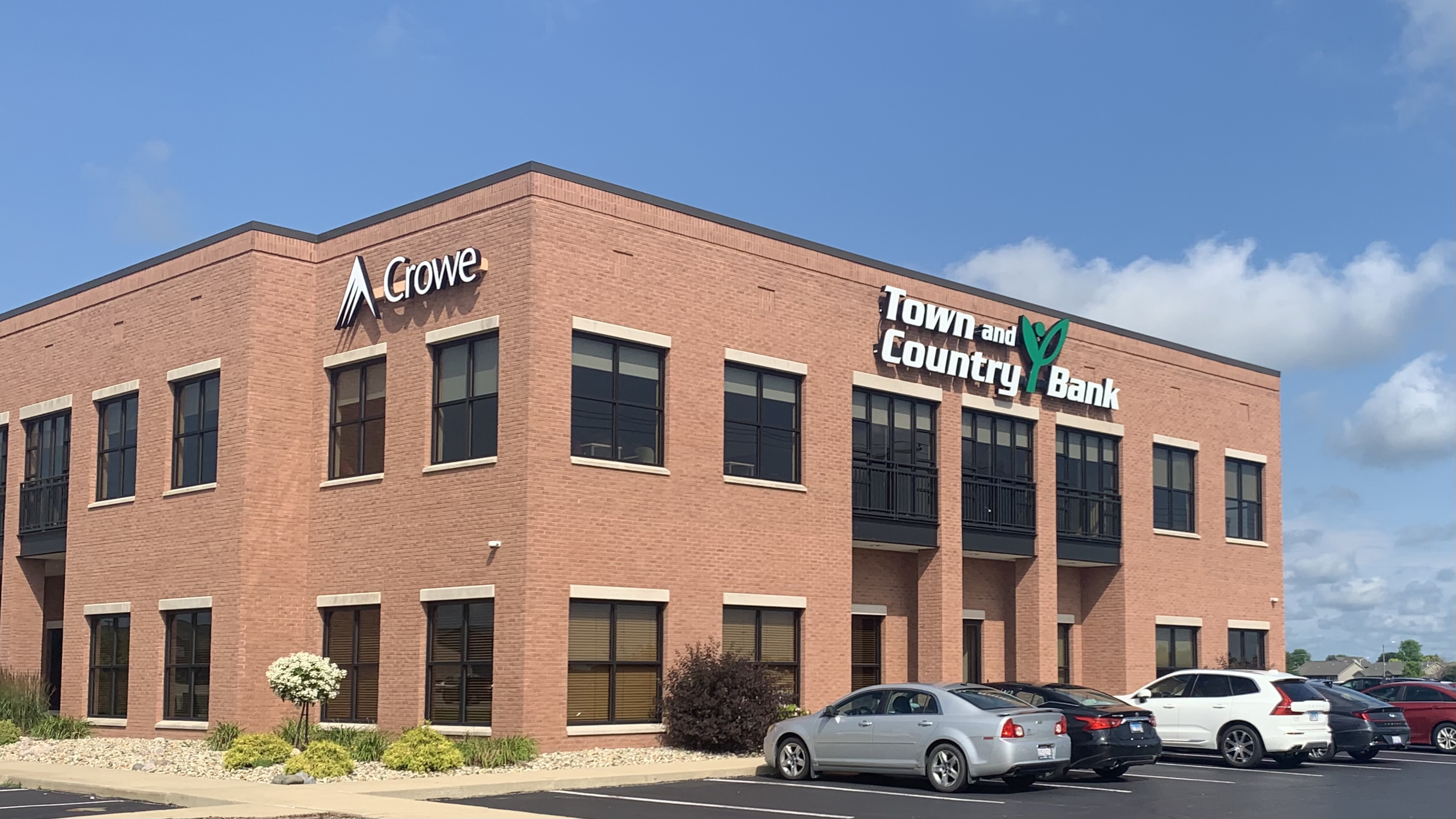 Town and Country Bank
